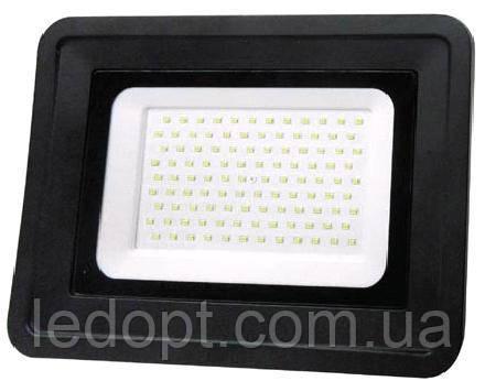Светодиодный прожектор 100W  LED SMD Black