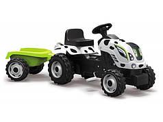 """Трактор з причепом """"COW FARMER XL"""" Smoby 710113"""