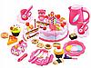 Большой праздничный торт Doris 80 элементов
