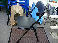 """Кресло складное """"Уют""""цвет черный,Производство Китай."""
