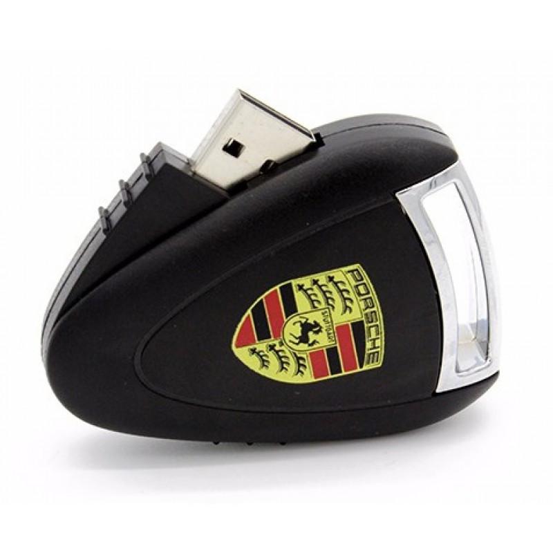 USB флеш накопитель в виде ключа Porsche 8 GB