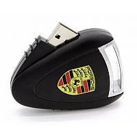 USB флешка в виде ключа Porsche / Порше на 8 ГБ. Флеш накопитель с логотипом авто 8 GB, фото 1