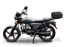 Мотоцикл HORNET Alpha 125 куб.см, мокрый асфальт, фото 3