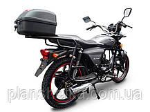 Мотоцикл HORNET Alpha 125 куб. см, мокрий асфальт, фото 2