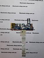 Плата с кнопкой включения Аcer new70 ls-5894P оригинал б.у