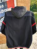 Качественный спортивный костюм большого размера, фото 5