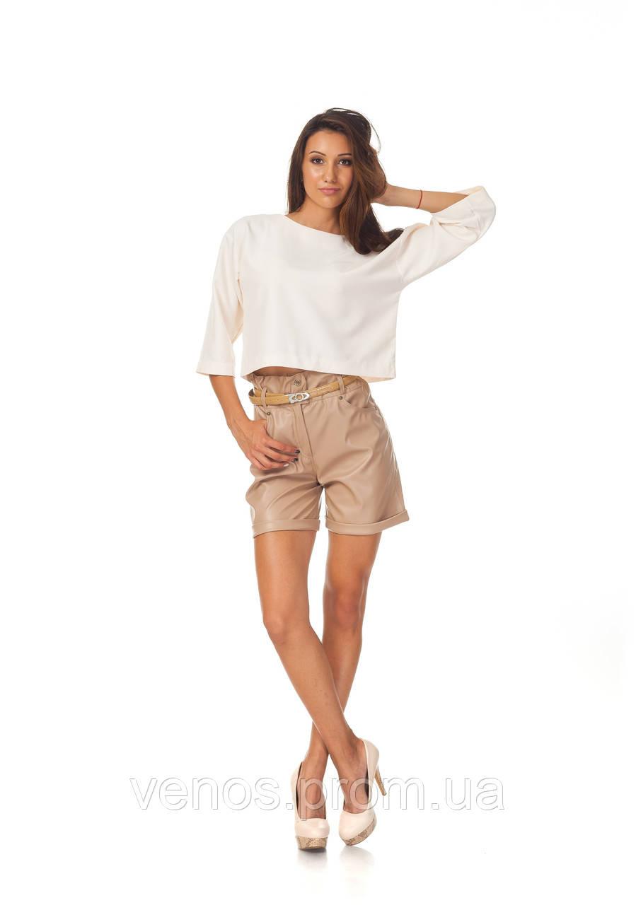 Женские классические шорты. Ш015