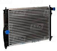 Радиатор охлаждения Daewoo Lanos 1,5і/1,6і (без кондиционера) LSA LA 96351263 ECO