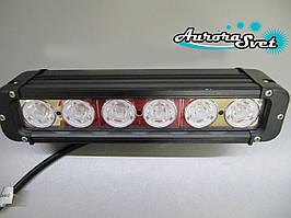 Светодиодная балка 60 Ватт универсальный вариант улучшенного освещения при любых погодных условиях.