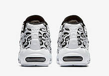 """Кроссовки Nike Air Max 95 Just Do it Pack """"White"""" (Белые), фото 3"""