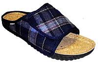 Тапочки для мужчин INBLU FM-1X синие