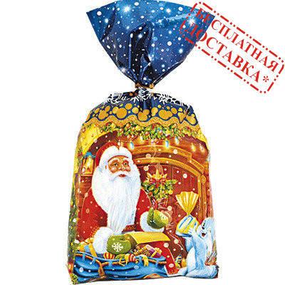 """Новогодние сладкие подарки """" Гостинец"""" 400 г., фото 2"""