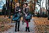 Женская кожаная сумка 12 темно-зеленый флотар, фото 4