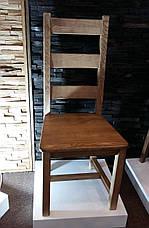 Стул из массива дуба Ladder (Леддер) GOOD WOOD Рускополянский Мебельный Комбинат Явир, фото 3