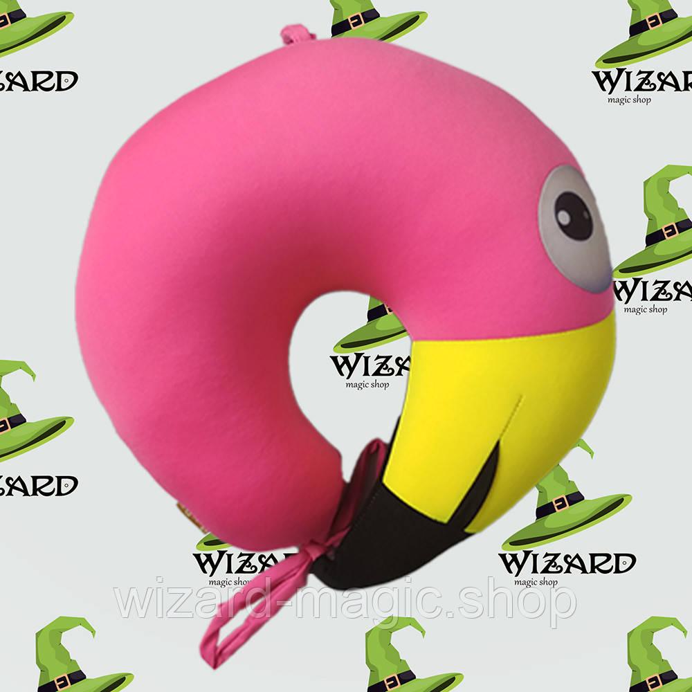 Подушка для путешествий Фламинго