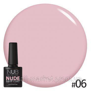 NUB Base NUDE #06
