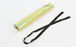 Коврик для йоги Джутовый (Yoga mat) двухслойный 3мм Record FI-7157-5, фото 3