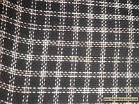 Ткань пальтовая шотландка (50% шерсть акрил 50%)