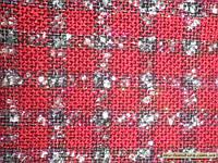 Ткань пальтовая шотландка 1 (50% шерсть акрил 50%)