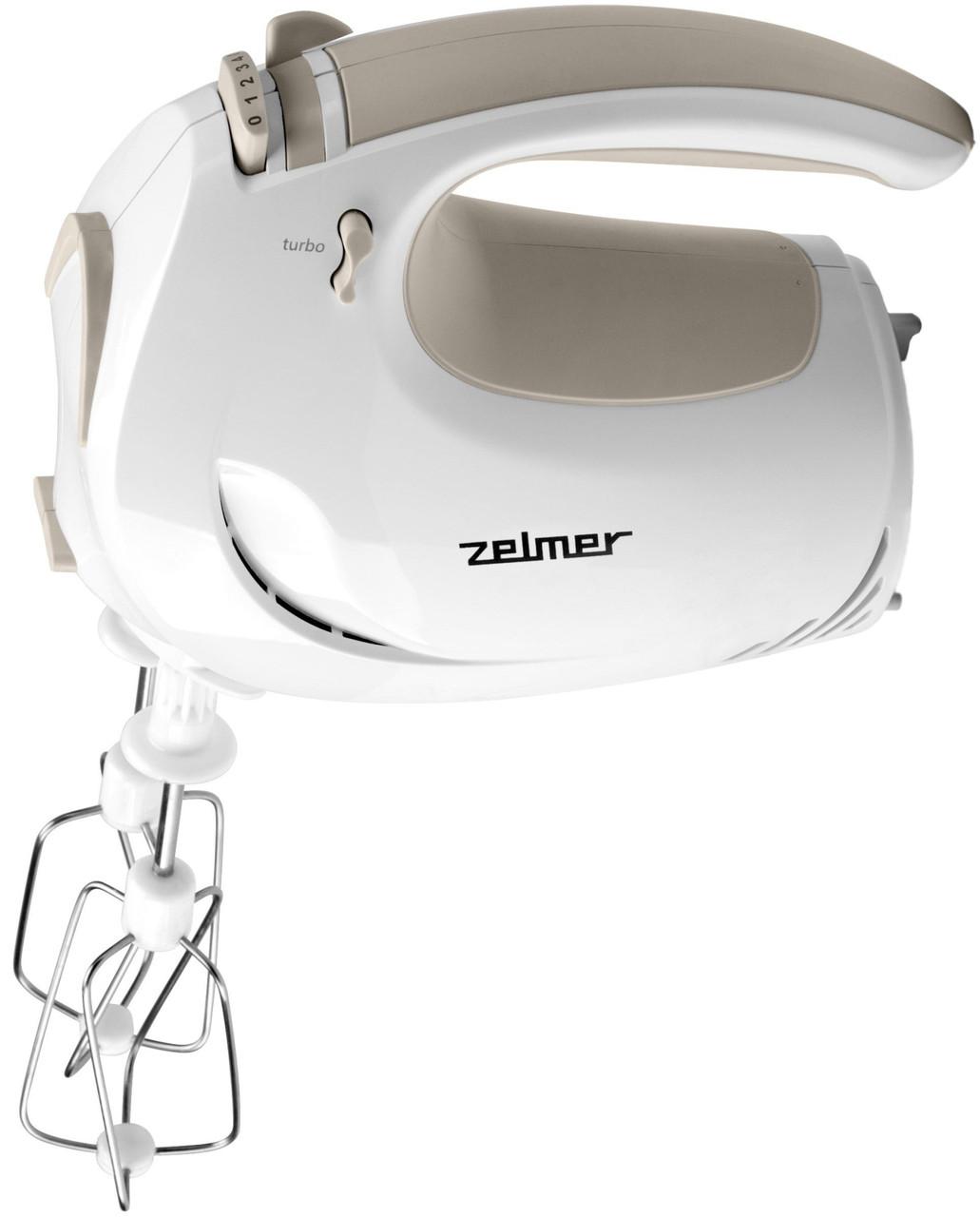 Миксер Zelmer ZHM1204I (481.4 Ivory) (400Вт, + насадка для пюре)