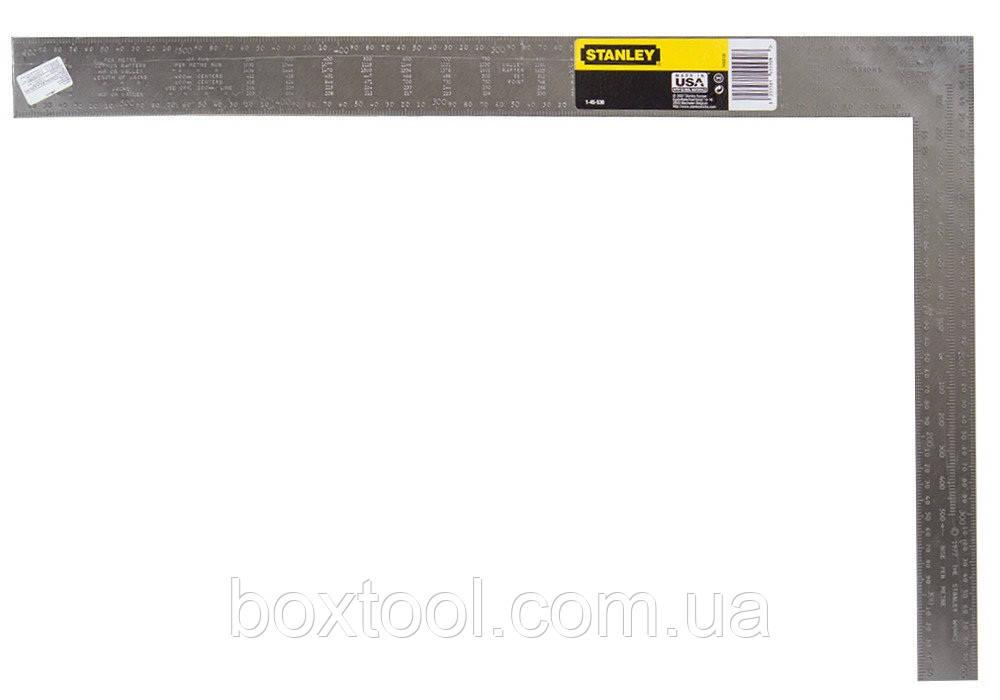 Угольник кровельщика 600х400 мм Stanley 1-45-530
