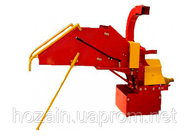 Подрібнювач гілок ZTWH-3 (з автоматичною подачею)