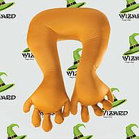 Подушка мужское плечо (оранжевое), фото 1