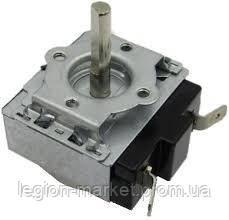 Таймер механический 120мин духовки C00193229 оригинал для плиты Indesit, Ariston