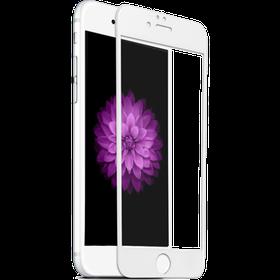 Стекло Full Coverage Iphone 7/8 White