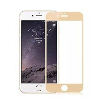 Стекло Full Coverage Iphone 7/8 gold