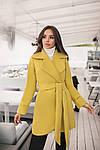 Женское кашемировое пальто на подкладке, фото 9