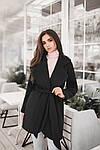 Женское кашемировое пальто на подкладке, фото 8