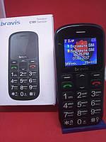 Бабушкофон Bravis c181 senior / громкий / большие кнопки