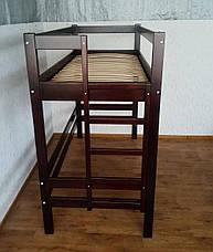 """Детская кровать чердак из массива натурального дерева от производителя """"Макси"""", фото 2"""