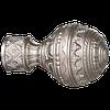 Карнизы двухрядные металлические настенные гоа, фото 3