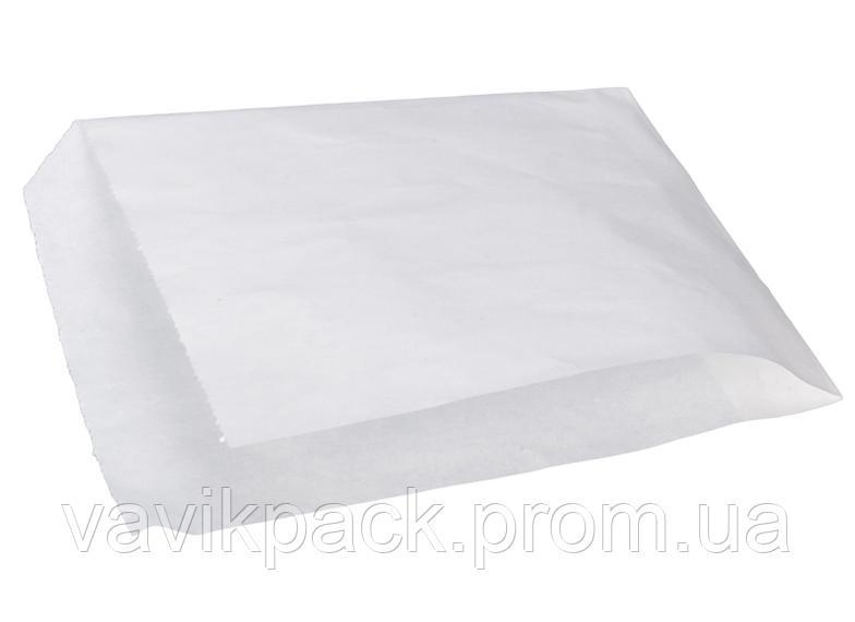 Пакет-уголок 140*140 (жиростойкий) белый 41г/м2
