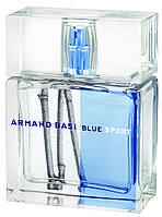 Armand Basi in Blue Sport 100ml edt (мужественный, сильный, энергичный, свежий, завораживающий)