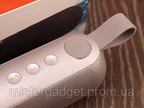 Колонка портативная JBL Charge 8 Bluetooth 10W Серебро 1500mAh, фото 3