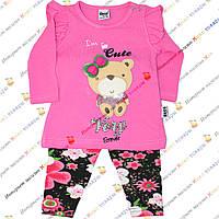 Детские костюмы для девочки фирма Deco Рост: 68- 86 см