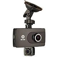 Globex GE-218 Автомобильный видеорегистратор