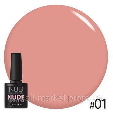 NUB Base NUDE #01