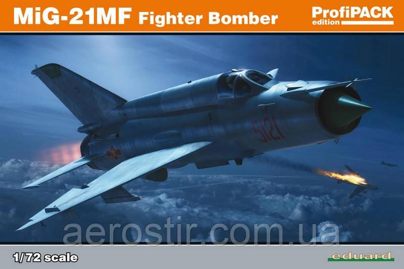 Міг-21МФ 1/72 Eduard 70142