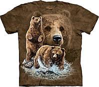 Футболка The Mountain - Find 10 Brown Bears