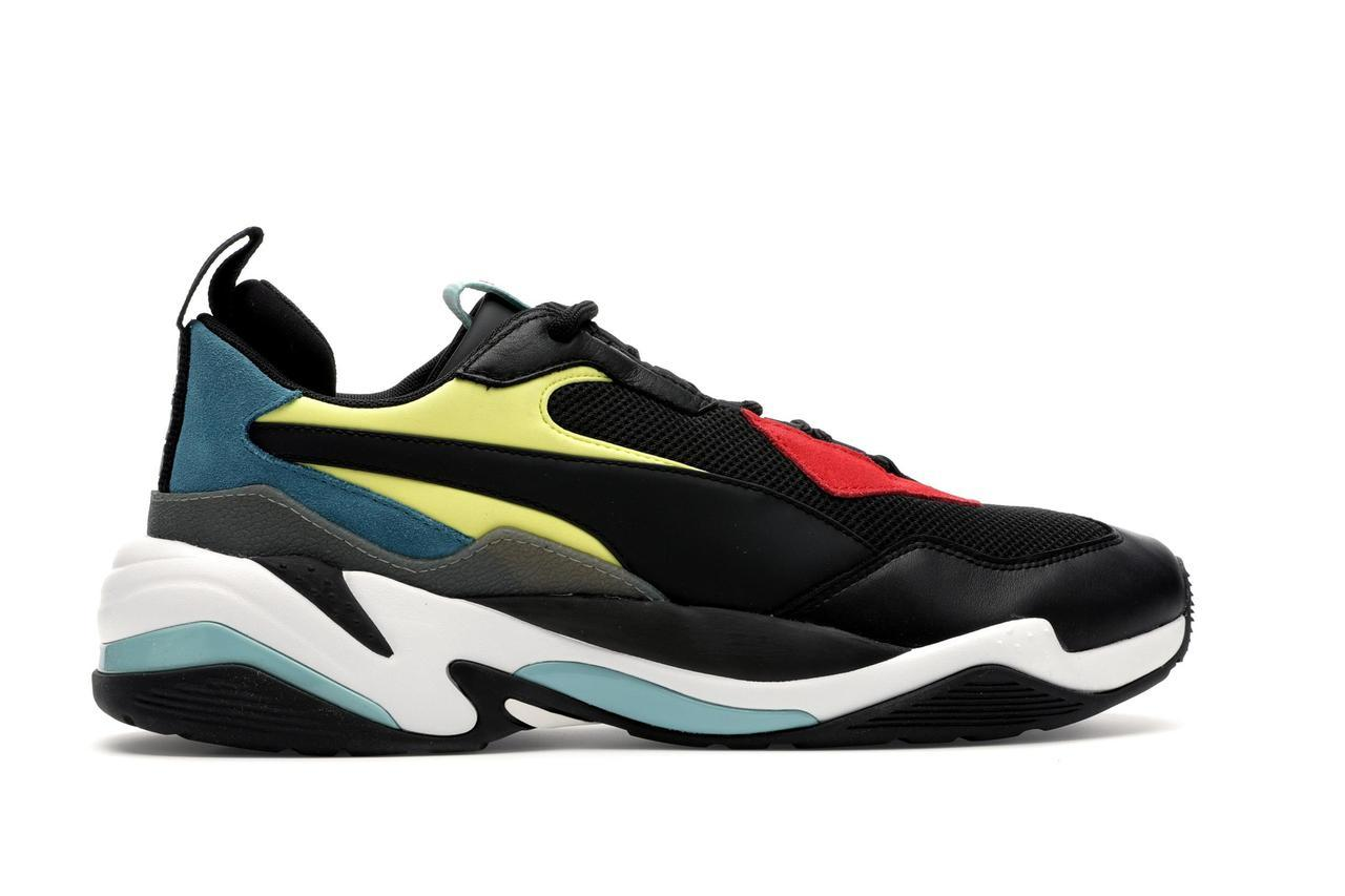 Кроссовки Puma Thunder Spectra (Черные)