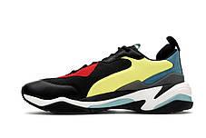 Кроссовки Puma Thunder Spectra (Черные), фото 2