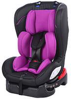 Детское автокресло M 2780A-5-9, черно-фиолетовый цвет