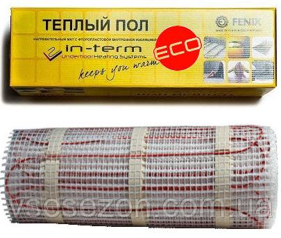 Мат In-therm ECO comfort 160 двожильний