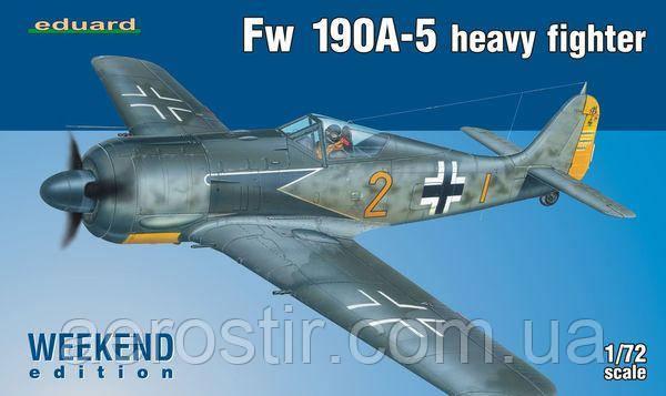 Fw 190A-5 1/72 Eduard 7436