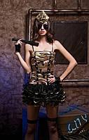 Камуфляжный костюм секси сержанта S/M