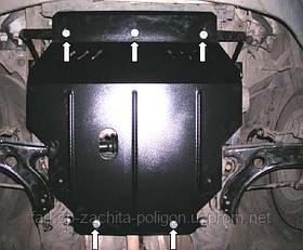 Захист картера Audi A3 (V-все бензин) з 1996-2003 р.